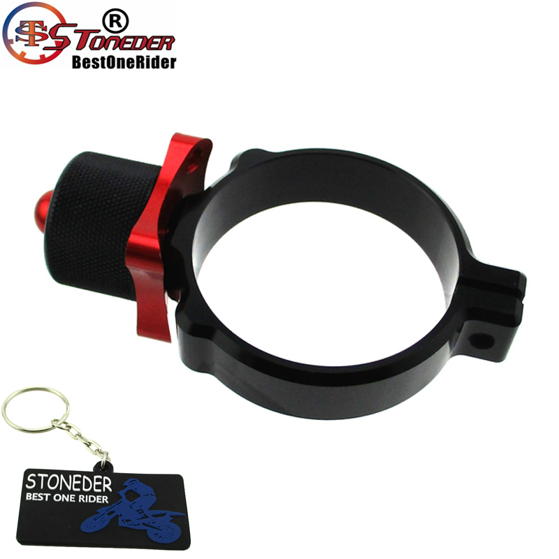 STONEDER Front Fork Suspension Launch Start Holeshot Control Device 48mm For Pit Dirt Bike Motorcycle