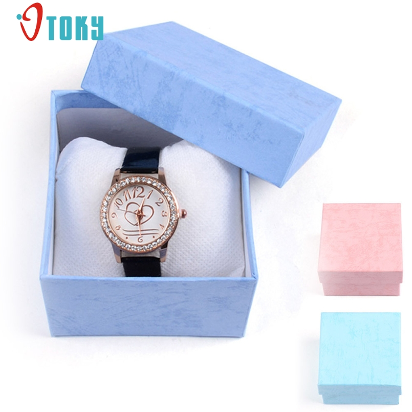 Excellent Quality Fashion Boxes for Watch Case for Bracelet Bangle Jewelry Watch Box for Hours Watches Box Watch Cases