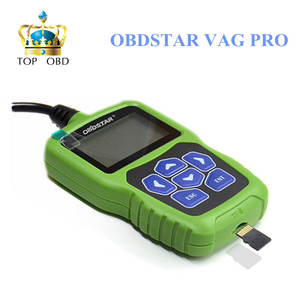 OBDSTAR VAG PRO Auto Key Programmer No Need Pin Code Support New Models and Odometer VAG Key Programmer Free Shipping