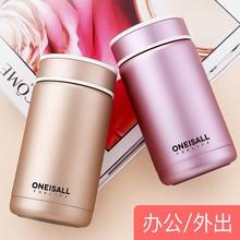 Фотография One Is All Vacuum Cup 400ml Mini Vacuum Flasks Office Mug  Outdoor  Portable Thermos SUS 304 Tumbler Leak Proof Bag Cup