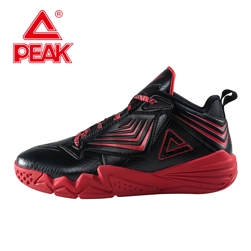 PEAK SPORT Monster II-III All-Star Men Basketball Shoes FOOTHOLD Tech Athletic Sneakers Breathable Comfortable Training Boots peak sport lightning ii men authent basketball shoes competitions athletic boots foothold cushion 3 tech sneakers eur 40 50