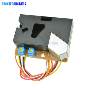 Diymore DSM501A модуль-датчик пыли PM2.5 детектор для Arduino для кондиционера