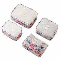 Makeup Bag Travel Bags Women Cosmetic Bag Toiletry Storage Ladies Women Bag Printed Travel Organizer Bag