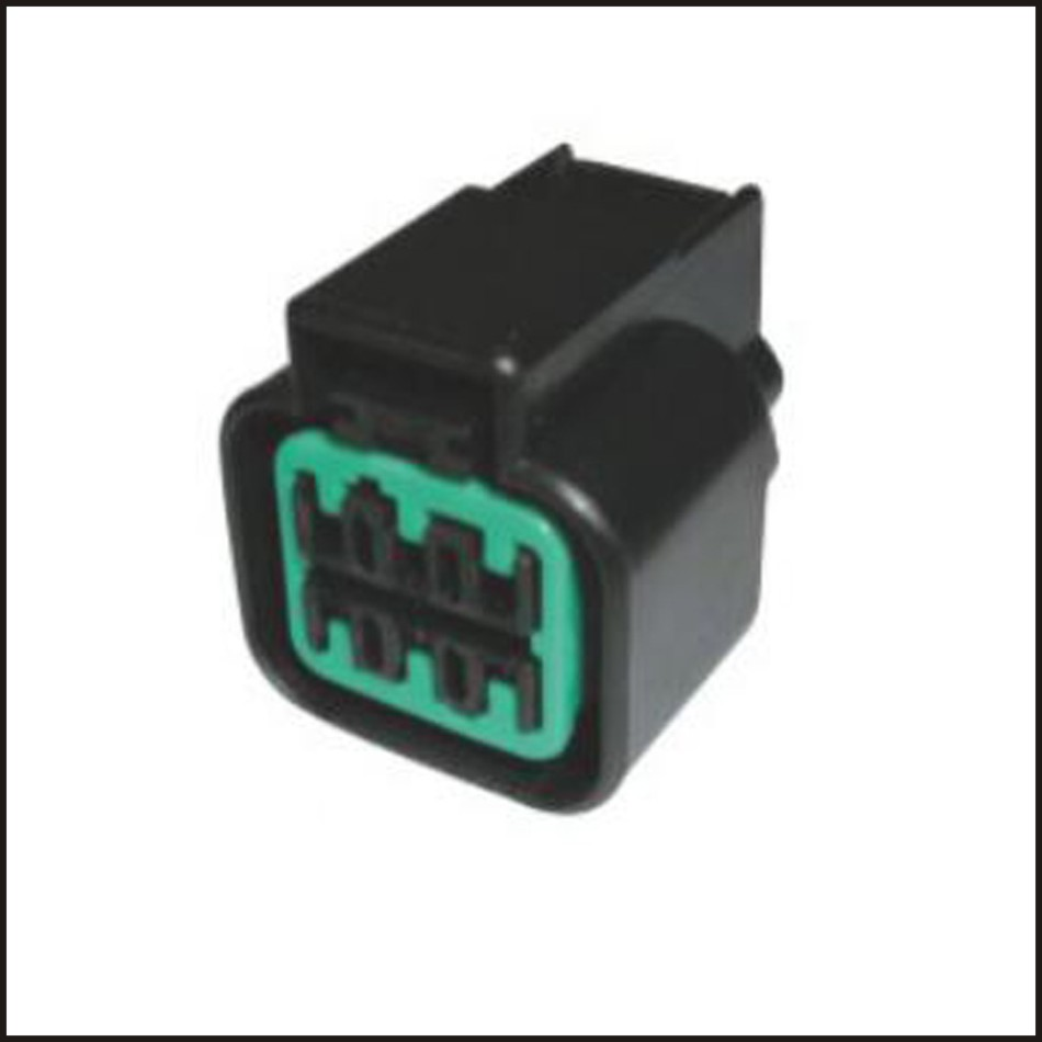 online buy whole fuse box connectors from fuse box male connector terminal plug connectors jacket auto plug socket female connector 6 pin connector fuse