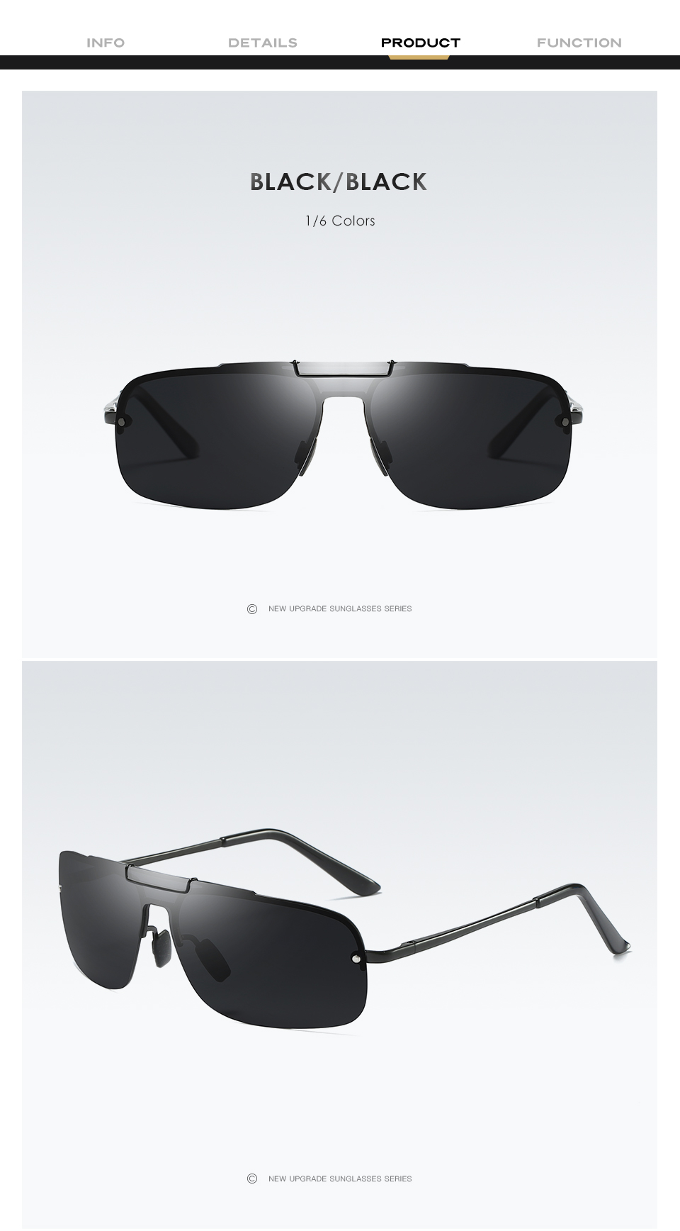 e2fd559179 Retro Pilot Polarized Driving Sunglasses – Kaaum