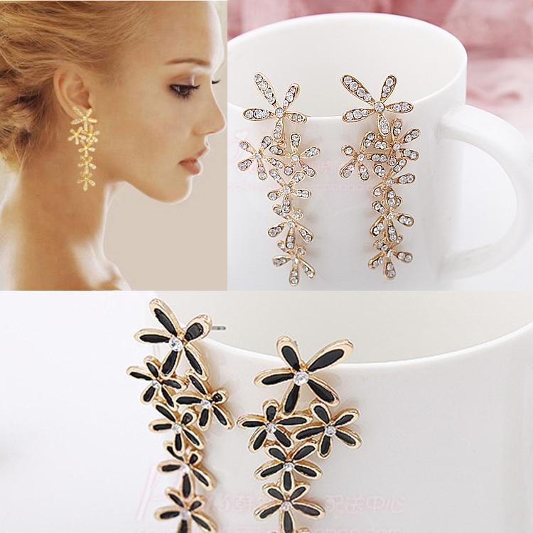 brincos grandes 2015 bijoux earings fashion jewelry dangle earring ...