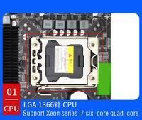 1366 Moederbord Desktop Computer Moederbord Ondersteuning Ecc Server|Moederborden|   -