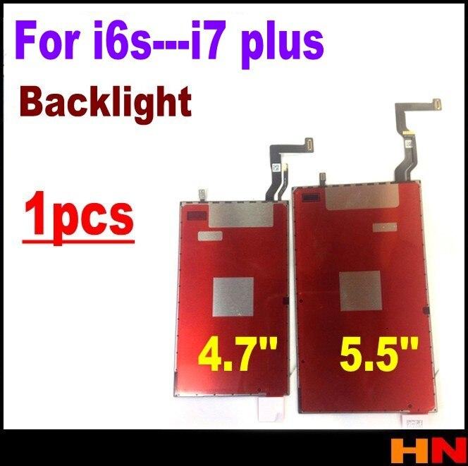 imágenes para 1 unids nueva pantalla lcd película de luz de fondo para el iphone 6s 4.7 ''accesorios de las piezas de reparación de la película de luz de fondo de reemplazo