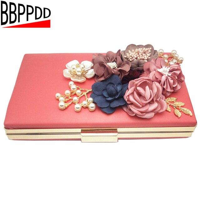 43b8864e41 BBPPDD Luxury 2018 New Women Clutch Bag Ladies Black Evening Bags Ladies  Royal Blue Day Clutches Purses Female Pink Wedding