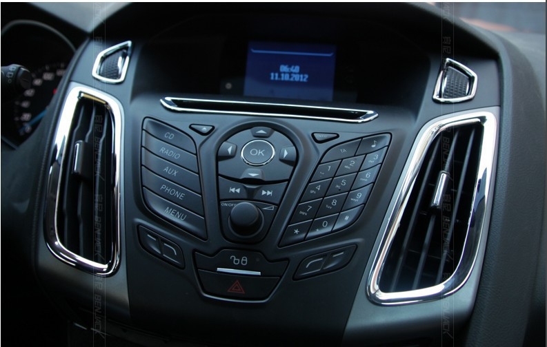 2013 hot ford focus 2012 trim accessories stainless steel - 2013 ford explorer interior parts ...