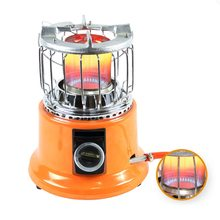 Outdoor Gas Stove Foldable Cooking Camping Warmer Heater 2-IN-1 LGP Gas Heating Cooker Gas Stove for Backpacking Hiking Picnic цена и фото