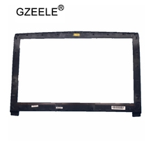 GZEELE New case cover For MSI GE62 Top Lcd Back Cover LCD Bezel Cover GE62MVR GE62VR MS-16J1 MS-16J2 MS-16J3 Non-Touch BLACK gzeele new for msi gl72 gp72 top cover palmrest upper case cover 307793c222p89