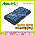 Apexway 14.4V 8 cells Laptop Battery for Acer Extensa 5220 5230 5620 for TravelMate 5320 5520 5720 7520 7720 TM00742 TM00751