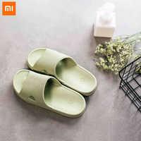 Authentique nouveau Xiaomi One cloud haute qualité pantoufles d'été femmes pantoufles doux tongs dames homme sandales chaussures décontractées Slip