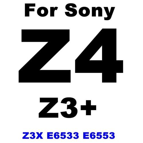 9H Tempered Glass HD For Sony Xperia Z Z1 Z2 Z3 Z3+ Z4 Compact Z5 Plus M2 M4 Aqua Screen Protector Protective Film Case Cover