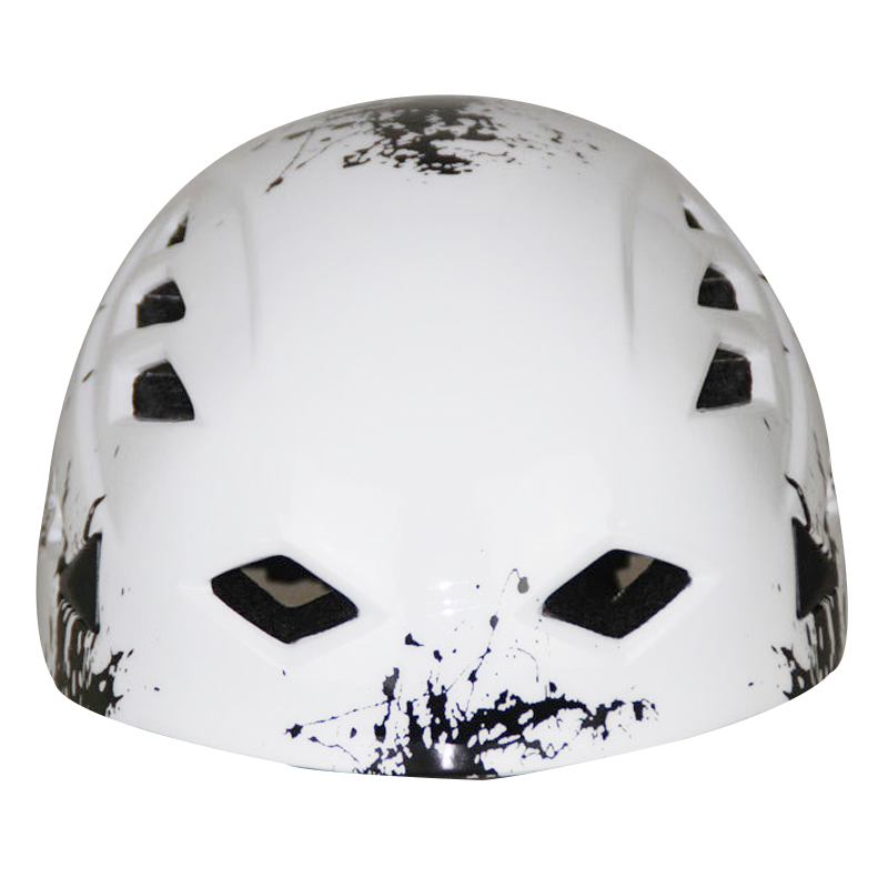 Outdoor Rock Climbing Helmet Caving Rescue Protecting Safety Helmet Mountain Climbing Hiking Helmet PC+EPS Multi Colors stop locking device climbing outdoor rock climbing expand sports fire rescue downhill safety hand control drop device