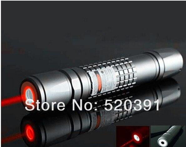 Haute Puissance 100000 mw 650nm Imperméable VRAI Focusable Haute puissance Pointeur Laser Rouge Brûlant Lampe torche Correspond LIVRAISON GRATUITE