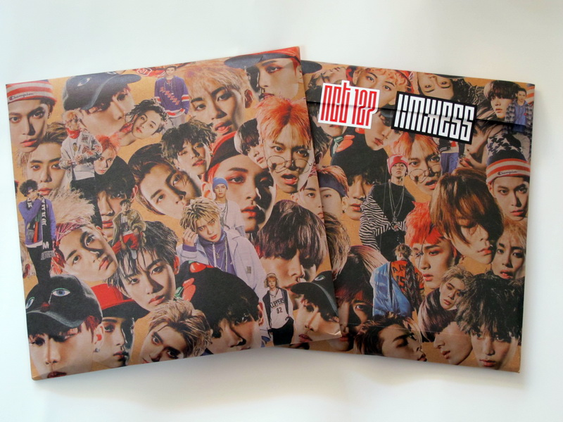NCT 127 NCT127 autographiée signé mini2nd album NCT #127 ILLIMITÉES CD + photoboook officielle coréenne version 012017