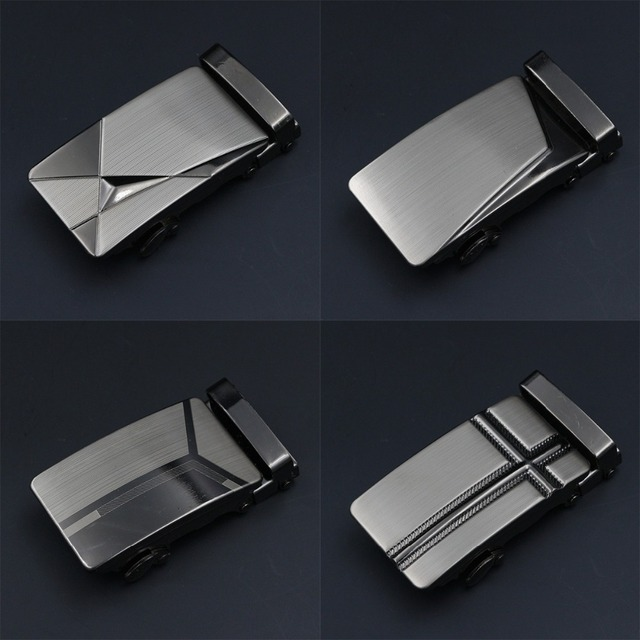 High Quality Belt Buckle head for Men s automatic buckle Business belt  Alloy Belt buckles Male fashion db713a0ddf00