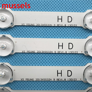 Image 2 - Podświetlenie LED strip 9 dla tej lampy BN96 25300A UA32F4088AR 2013SVS32H BN96 25299A D2GE 320SC0 R3 HF320CSA B1 UA32F5500AR UA32F4000AR