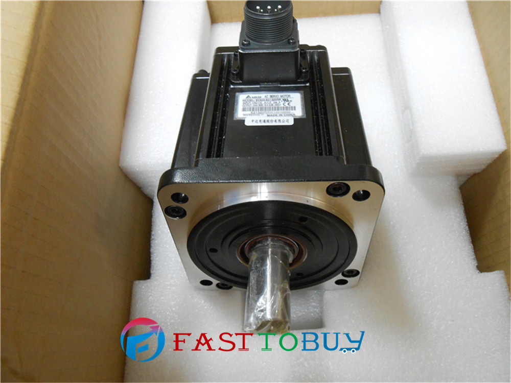 Delta Servo Motor Drive kit 220V 2KW 9.55Nm 11A 130mm ECMA-E21320RS 2000r/min цена