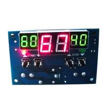 W1401 интеллектуальный цифровой дисплей контроллер температуры трехоконная Синхронизация