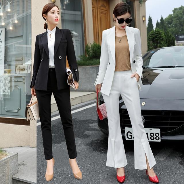 d0c73176865c Fashion Women 2019 original small suit female Korean version of the fall  and winter urban fashion