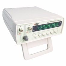 Best Buy Precision Frequency Counter 0.01 Hz to 2.4 GHz  Work State / Unit / 8-digit LED Display 3 Steps Function Selection