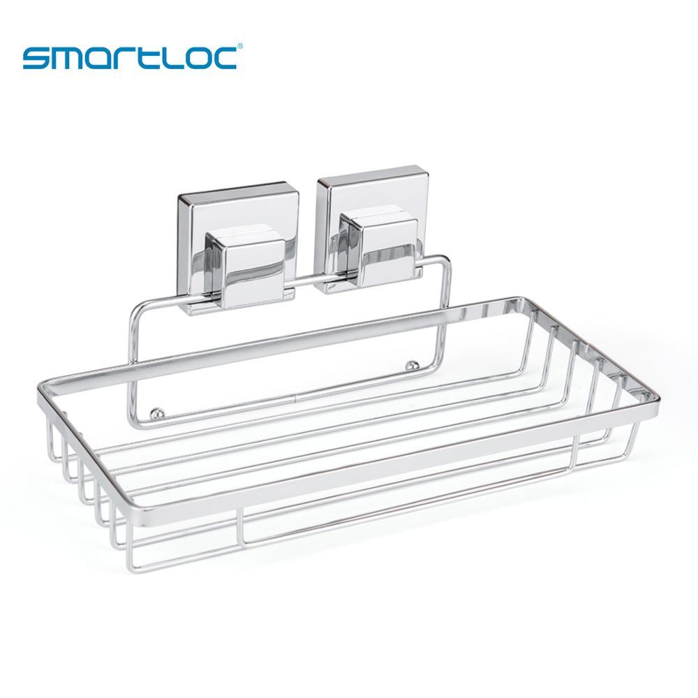 Bath Shower Caddy Corner Shelf Accessory Rack Holder Organizer Storage Bathroom