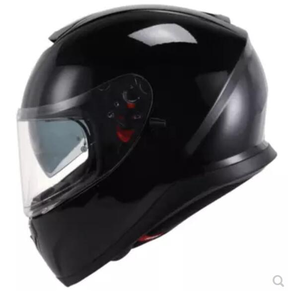 Eternal 976 motorcycle Bluetooth anti-fog men and women personality cool full face helmet winter warm full cover helmet 02(China)