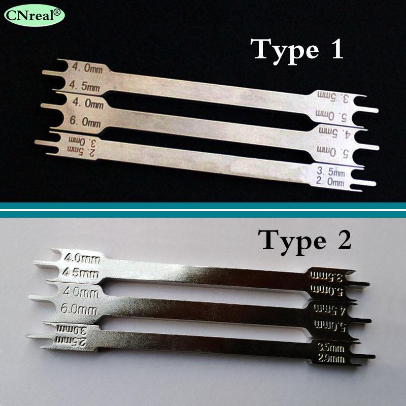 3 pieces/set Pole-like Bracket Positioning Gauge (2 types) Dental Lab Instrument new dental lab 1 set x ray film positioning system positioner holder locator instrument