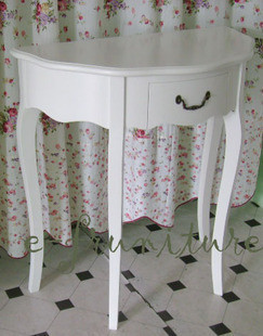 Online Buy Wholesale white entrance table from China white