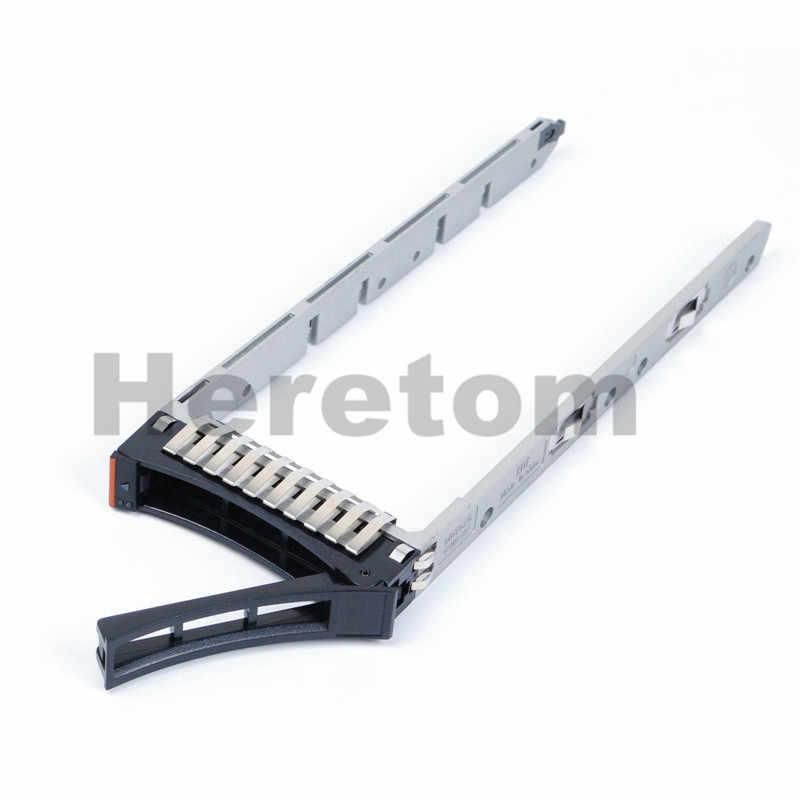 """Heretom 2.5 """"SAS HDD Hard Drive Caddy Tray cho IBM Storwize V3700 V3500"""