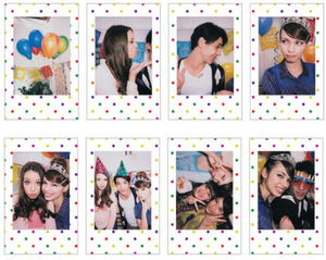 Image 5 - Genuine Fujifilm Instax Mini 8 Film 3 Packs Airmail/ Candy Pop/ Shiny Star For Fujifilm Instant Mini 9 11 90  LINK  Printer
