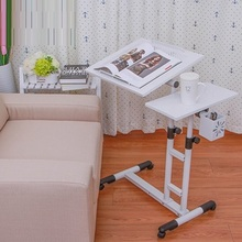 BSDT The Nobel household notebook comter bed with simple lazy bedside table mobile lifting desk office FREE SHIPPING