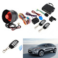 Hot Car Alarm Security System Keyless Entry Siren 2 Remote Control NEW