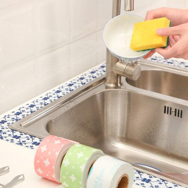 Accessori Da Bagno Adesivi.Cucina Lavandino Del Bagno Adesivi Impermeabile Resistente Alla