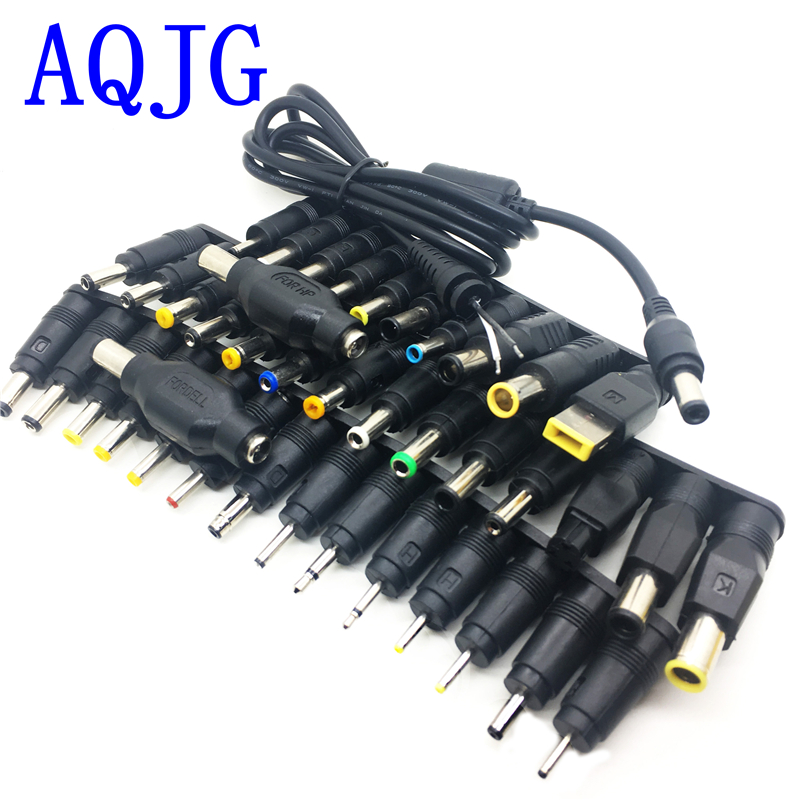 40pcs 5.5*2.1mm jack DC Plugs for Laptop AC Power Charging Adapter Computer Tips Connectors for dell for hp  for Notebook AQJG40pcs 5.5*2.1mm jack DC Plugs for Laptop AC Power Charging Adapter Computer Tips Connectors for dell for hp  for Notebook AQJG