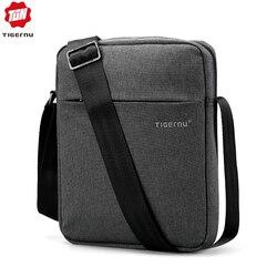 Tigernu Brand Men Waterproof Oxford travel Bag Business Casual Briefcase Crossbody bag male shoulder bag