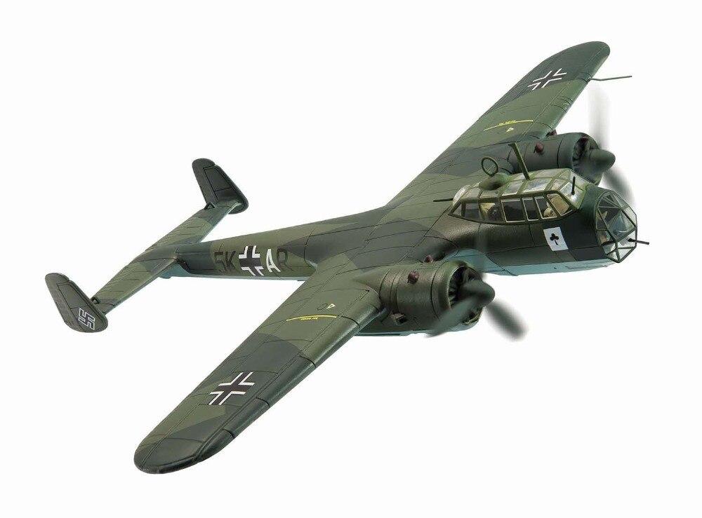 Corgi 1/72 World War II German Dornier Do 17 bomber model AA38806 Favorite Model