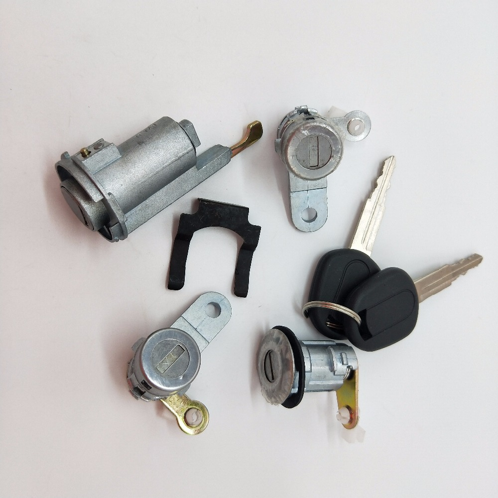 The lock core of the lock core is Suitable Buick excelle Opel Daewoo lacetti nubira parts number96548692 96548493 литье buick 19