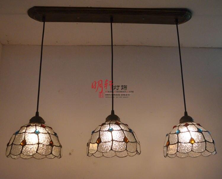 Lampadari E Plafoniere Tiffany : Tiffany lampadario antico semplice scala ristorante