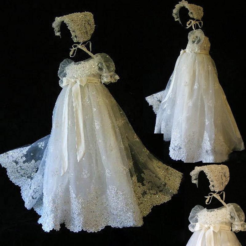 Baby Girls Christening Gown (1)