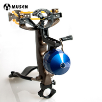 Crossbow Shooting Fish Slingshot with the Fishing Reel/Arrow Brush Rest/Flashlight Rack/Screws Set Archery Entertainment