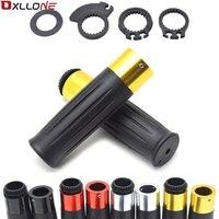 For YAMAHA MT07 R6 R3 MT 03/07/09 TMAX 500/530 R1 FZ6 MT09 XJ6 FZ1 7/8 22mm Motorcycle Handle Grips 2pcs Aluminum Handlebar