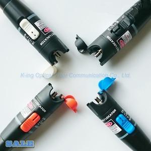 Image 4 - Kingซื่อสัตย์VFL 10Kmไฟเบอร์ออปติกVisual Fault DetectorปากกาOut Pw: >10MW Visual Fault Locator