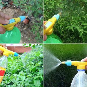 Image 2 - Rociador neumático cabeza de mano rociador de pesticida a presión cabeza de riego jardín casa herramientas esenciales suministros hortícolas