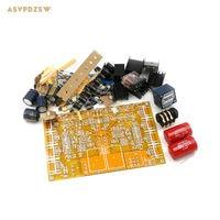 NEW HV1 Headphone power amplifier DIY Kit (base on Beyerdynamic A1) HV 1 Headphone amp kit With ALPS potentiometer