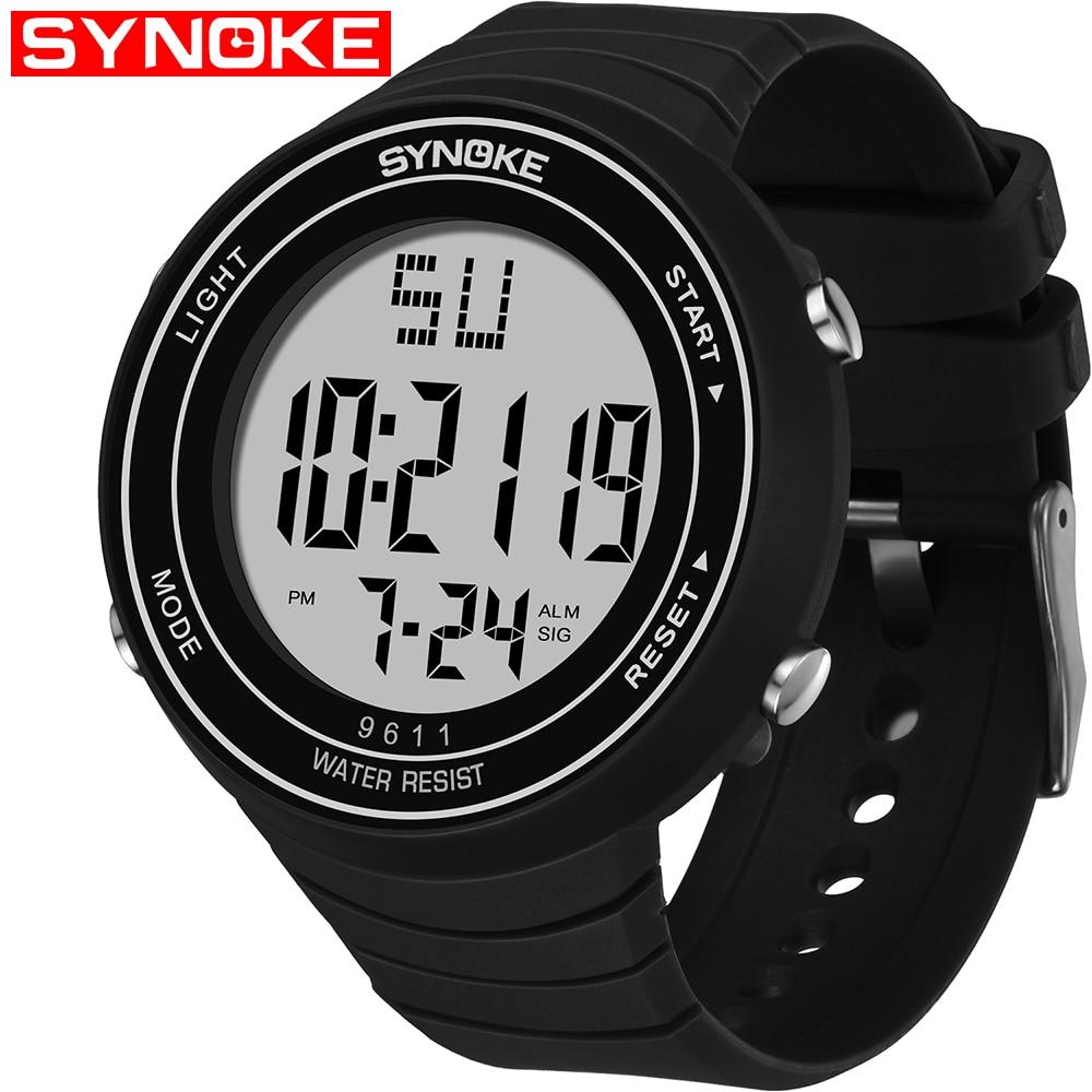 Hot Men Watches Digital LED Sport Watches Male Clock Luxury Life WaterProof Men Watch Relogio Masculino Reloj Digital Hombre