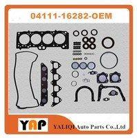 Overhaul Gasket Engine Kits FOR FITToyota Celica AT200 AT191 AE102 COROLLA 7AFE 1.8L L4 04111 16282 1996 1998